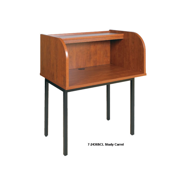 Study Carrel Amazon Carrels Hard Room Is Equipped With